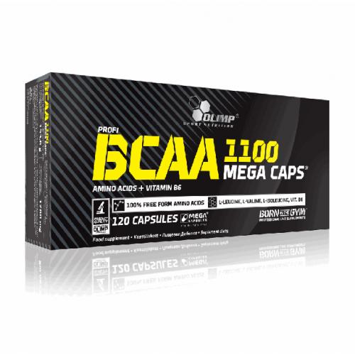 Фото Olimp BCAA Mega Caps 1100