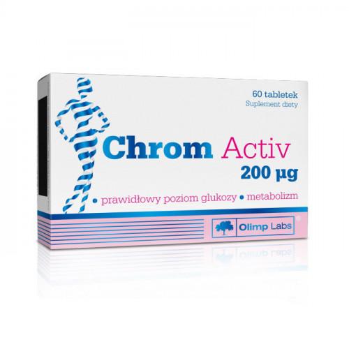 Фото OLIMP Chrom Activ 60 таблеток