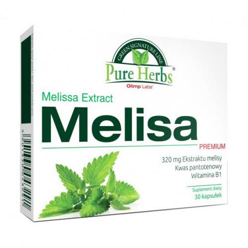 Фото OLIMP Melisa Premium 30 капсул