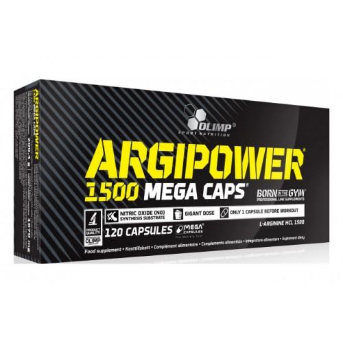 Фото Olimp ArgiPower 1500 Mega caps