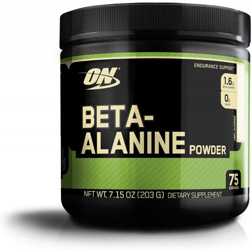 Фото Optimum Nutrition Beta Alanine 203 грамма
