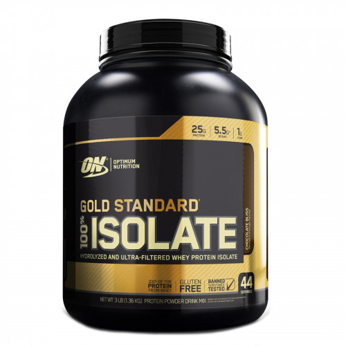 Фото Optimum Nutrition Gold Standard Isolate