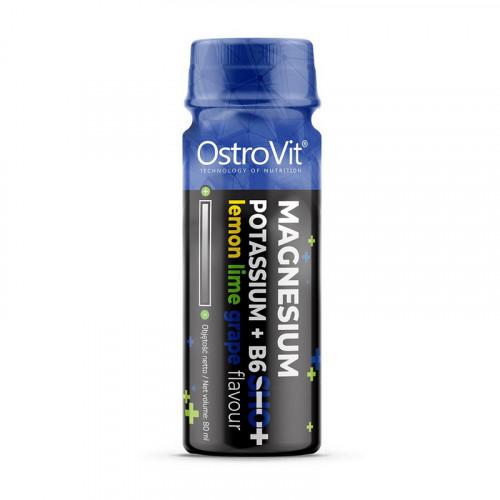 Фото OstroVit Magnesium Potassium + B6 Sho+ 80 мл