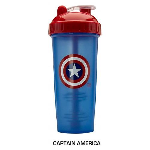 Фото Hero Shaker Captain America, шейкер капитан Америка
