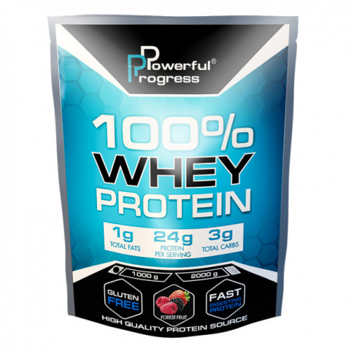 Фото Протеин Powerful Progress 100% Whey Protein