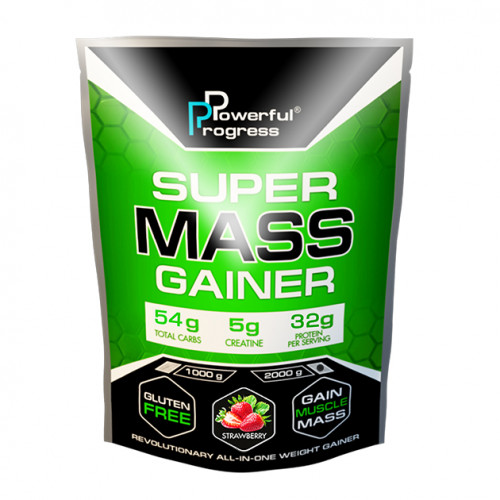 Фото Powerful Progress Super Mass Gainer