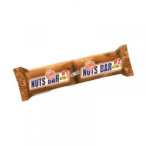 Фото Nuts Bar Power Pro 100% sugar free 70 грамм
