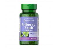 Puritans Pride Bilberry Fruit 1000 mg