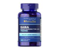 Puritans Pride GABA 750 mg