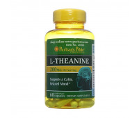 Puritans Pride L-Theanine 200 mg