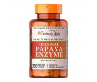 Puritans Pride Papaya Enzyme