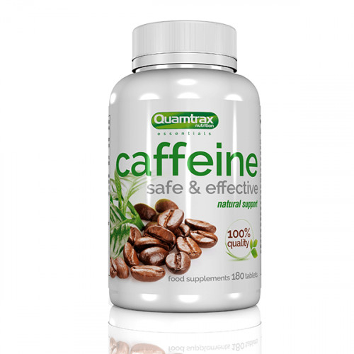 Фото Quamtrax Caffeine 180 таблеток