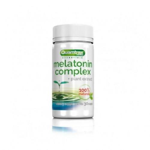 Фото Quamtrax Melatonin complex 30 капсул
