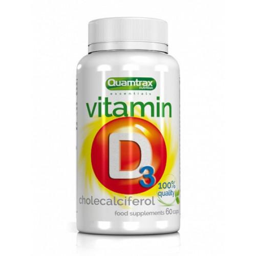 Фото Quamtrax Vitamin D3