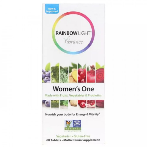 Фото Rainbow Light Women's One