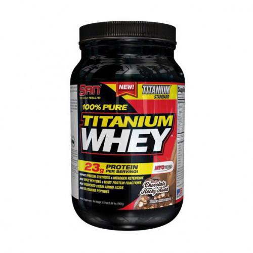 Фото SAN100% Pure Titanium Whey, протеин
