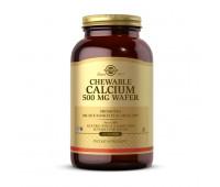 Solgar Chewable Calcium 500 mg