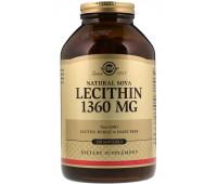 Solgar Lecithin 1360 мг