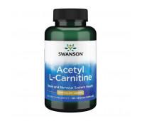 Swanson Acetyl L-Carnitine 500 mg