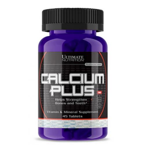 Фото Ultimate Nutrition Calcium Plus 45 таблеток