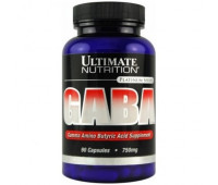 Ultimate Nutrition GABA 750