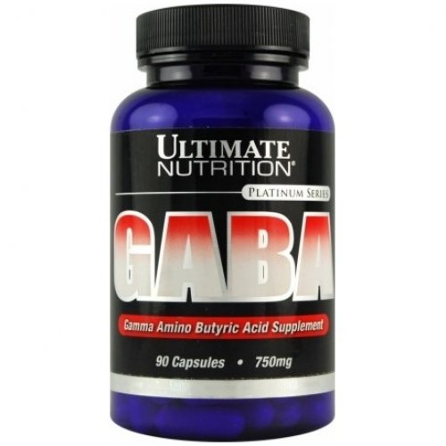 Фото Ultimate Nutrition GABA 90 капсул
