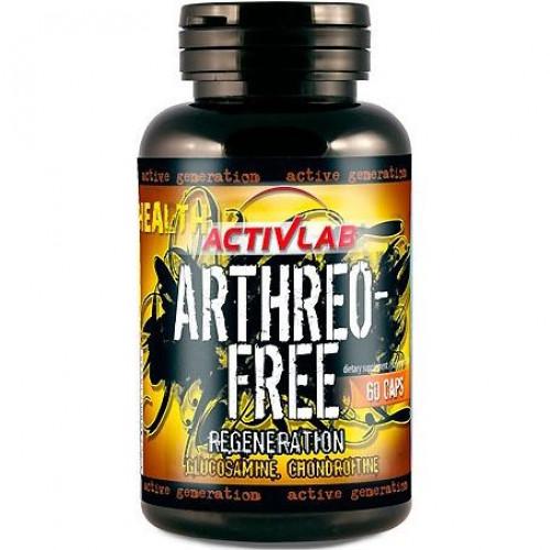 Фото ActivLab Arthreo free, глюкозамин хондроитин мсм
