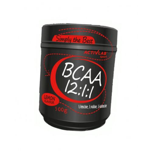 Фото ActivLab BCAA 12:1:1, аминокислоты
