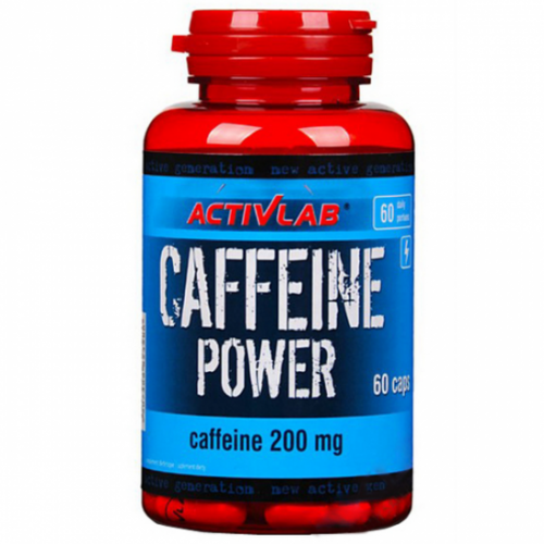 Фото Activlab Caffeine Power, кофеин