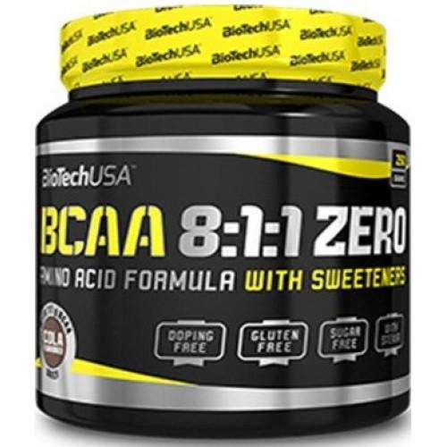 Фото BioTech BCAA 8:1:1 ZERO, аминокислоты bcaa