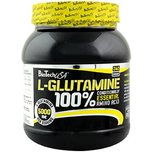 Фото BioTech 100% L-Glutamine
