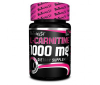 BioTech L Carnitine 1000 mg