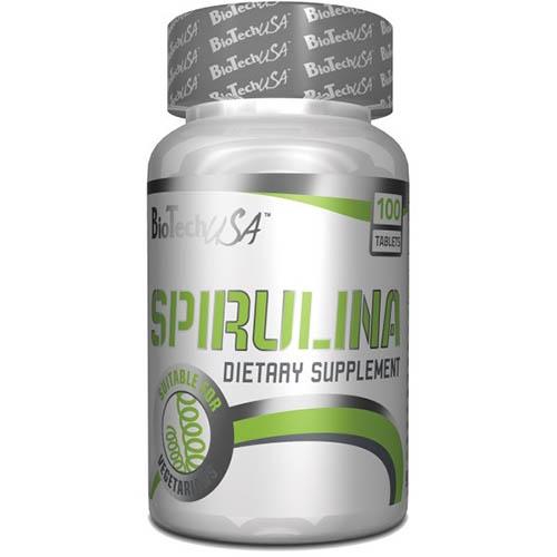Фото Biotech Spirulina, спирулина
