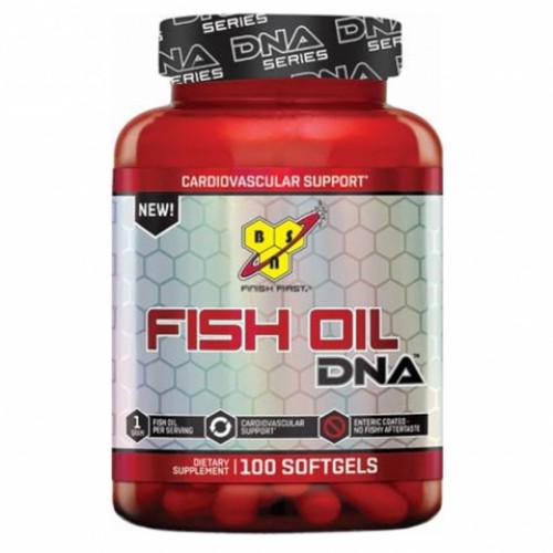Фото BSN DNA Fish, рыбий жир