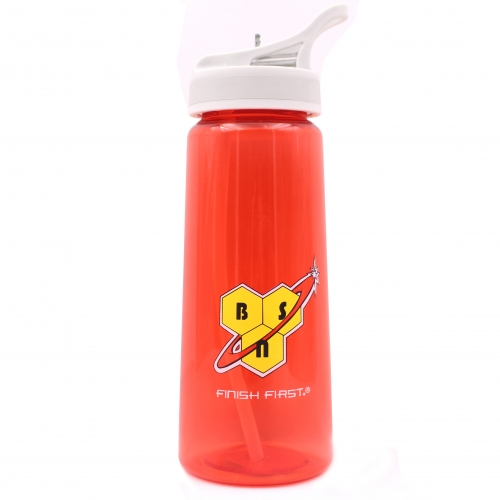 Фото Water Bottle BSN, фляга 700 мл красная