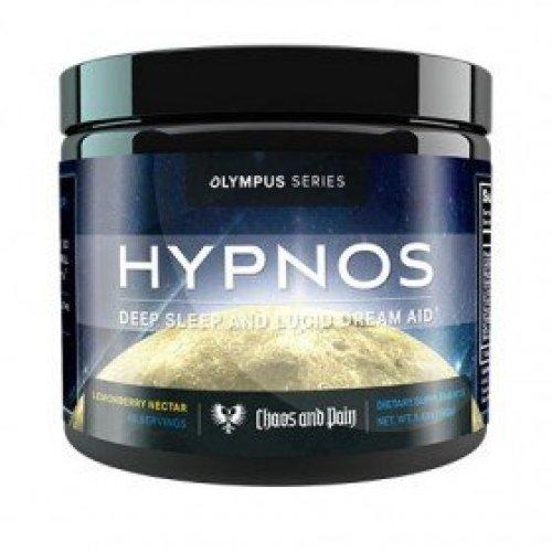 Фото Chaos and pain Hypnos, спортивная добавка для сна и спокойствия
