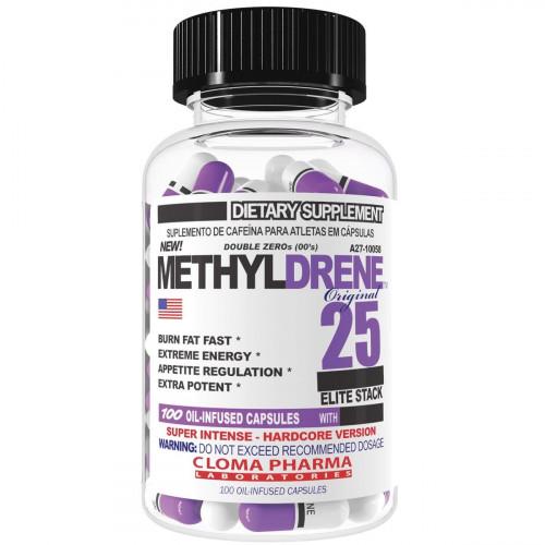 Фото Метилдрен 25 элит (Cloma Pharma Methyldrene Elite 25)