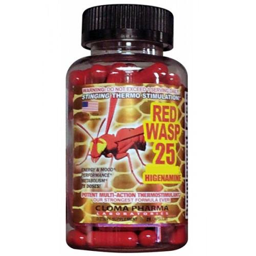 Фото Жиросжигатель Cloma Pharma Red Wasp
