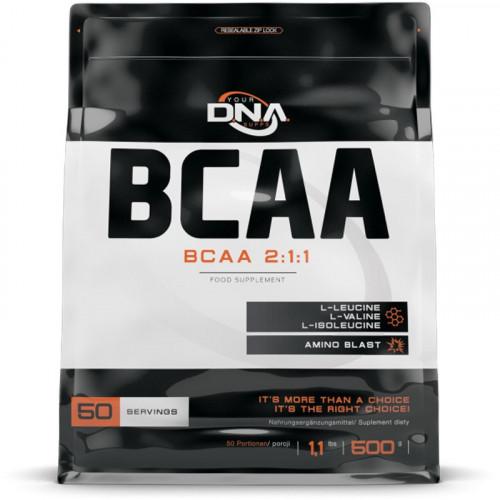 Фото DNA BCAA 2:1:1, аминокислоты