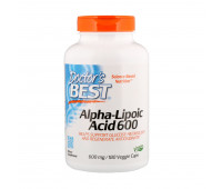 Doctors BEST ALA 600 mg