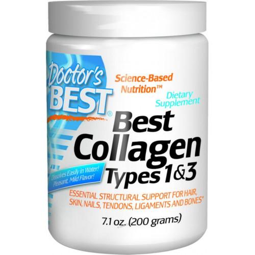 Фото Doctor's BEST Collagen Powder, коллаген