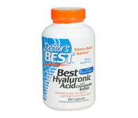 Doctor's BEST Hyaluronic Acid with Chondroitin Sulfate + Collagen