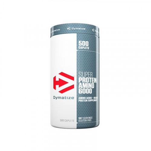 Фото  Dymatize Nutrition Super Amino 6000, аминокислоты