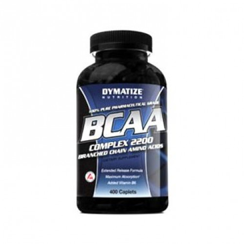 Фото Dymatize Nutrition BCAA Complex 2200, аминокислоты