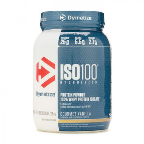 Фото Dymatize Nutrition Iso 100, протеин гидролизат
