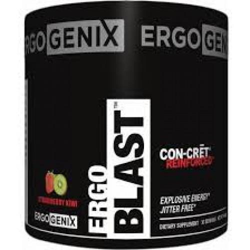 Фото ErgoGenix Ergo Blast, предтренировочный