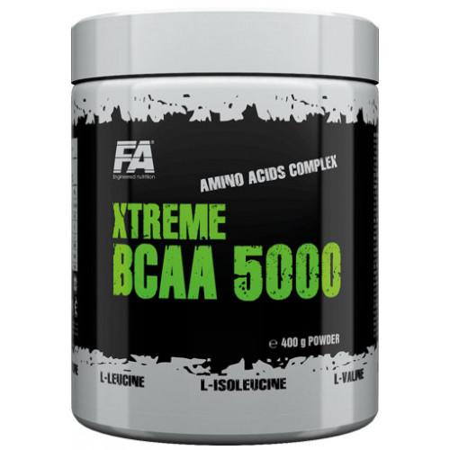 Фото Fitness Authority Xtreme BCAA 5000, аминокислоты