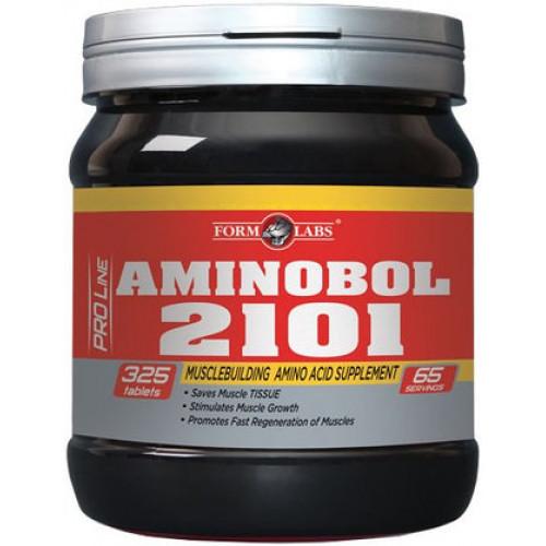 Фото Form Labs Aminobol 2101, аминокислоты