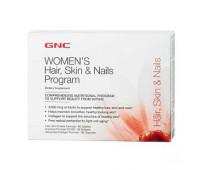 Витамины и минералы GNC Womens Hair, Skin & Nails Program