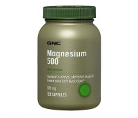 GNC Magnesium 500